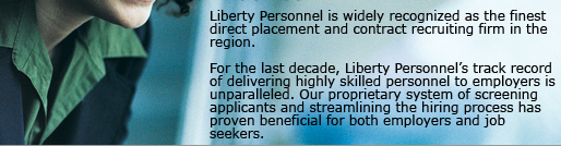 LIberty Personnel Banner