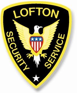 Lofton Security Service Logo