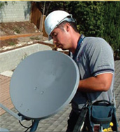 Dish Install
