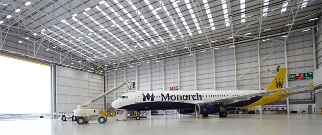 About MONARCH AIRLINES LIMITED