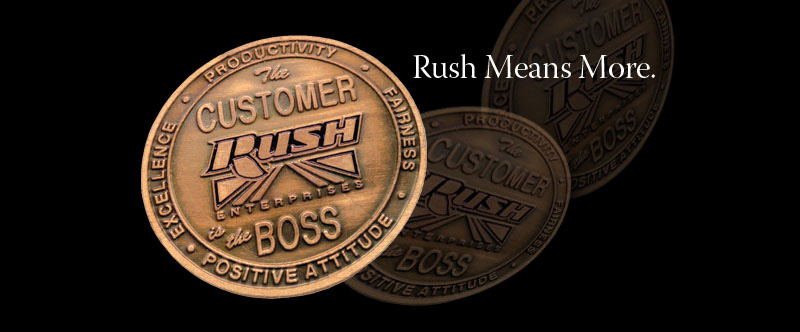 About Rush Administrative Services