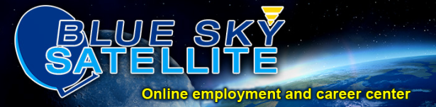 Blue Sky Satellite Services Banner