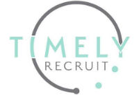 Timely Recruitment Logo
