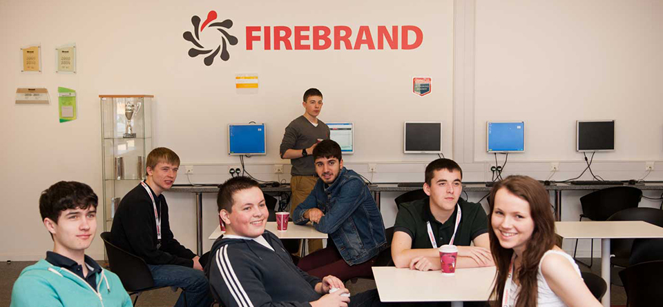 Firebrand Training Banner