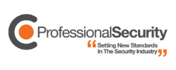 Professional Security UK Logo