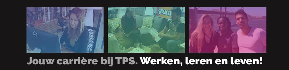 TPS Groep banner