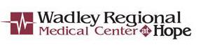Wadley Regional Medical Center at Hope logo