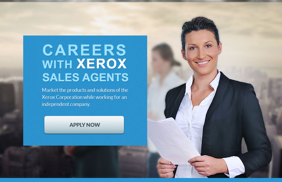 Xerox Authorized Agent Program