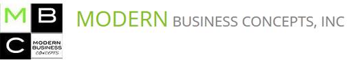 Modern Business Concepts Logo
