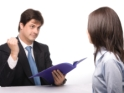 Using Tact with a Rude Interviewer