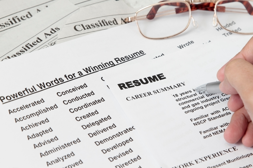 Career advice: Resume help and job interview tips