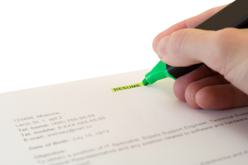 9 work history resume writing tips