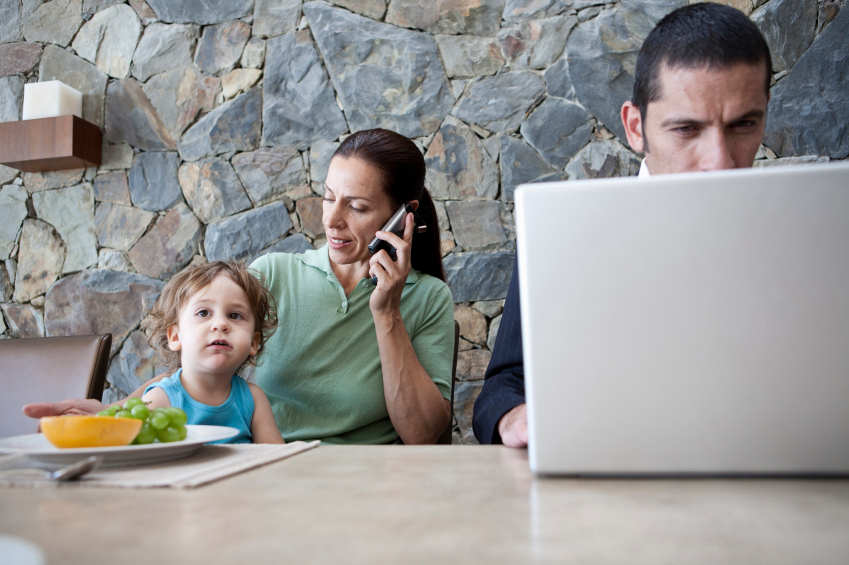 Resume tips for full-time parents returning to work