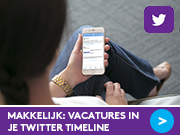 Vacatures in je timeline