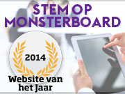 Stem op Monsterboard