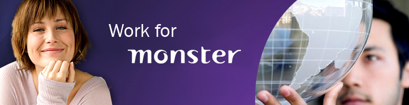 Logo: Monster.at