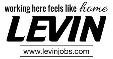 Company Logo Levin Furniture