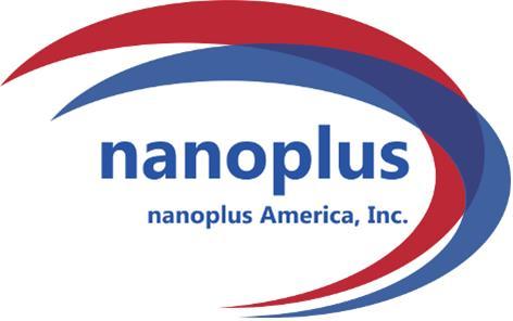 Company Logo nanoplus America, Inc.