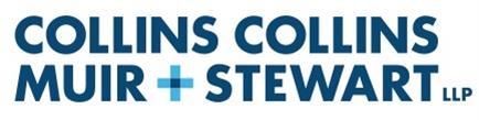 Company Logo Collins Collins Muir + Stewart, LLP