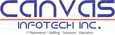 Company Logo Canvas Infotech