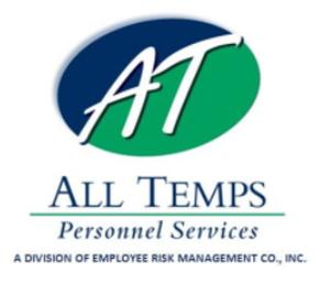 Company Logo All Temps Personnel Services