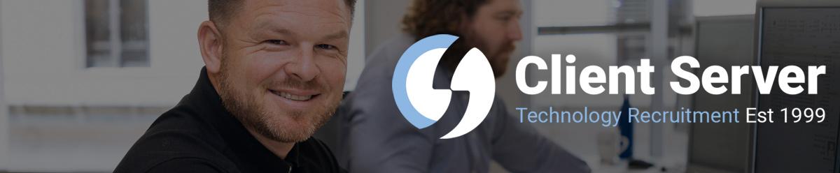 Company Branding Banner Client Server