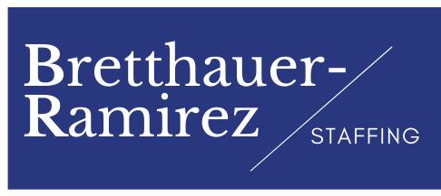 Company Logo Bretthauer-Ramirez Staffing