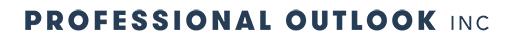 Company Logo Professional Outlook, Inc.