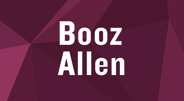 Company Logo Booz Allen Hamilton