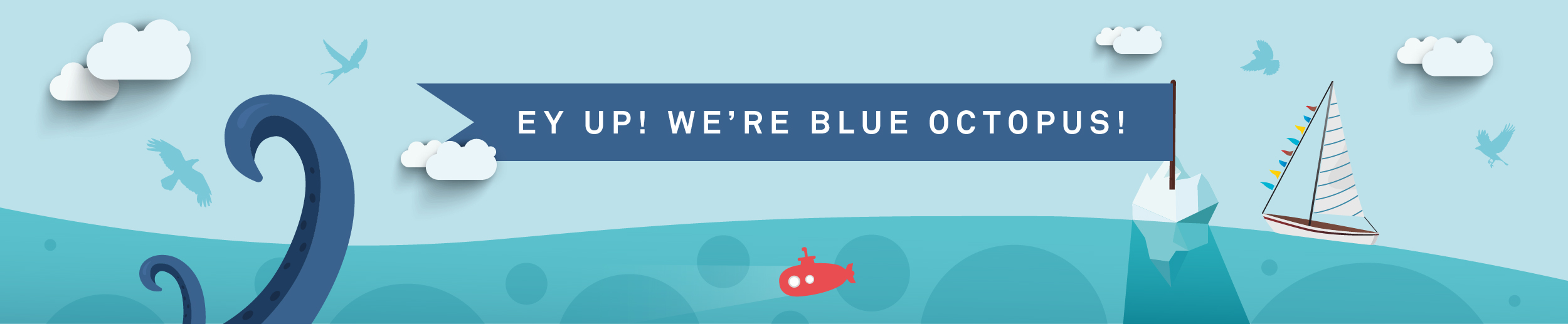 """<p>Finding the right people for your business can feel like swimming against the tide– but it doesn't have to. At Blue Octopus Recruitment, we're here to make things easy. We're a friendly bunch of recruitment professionals from sunny Yorkshire, who've developed an award-winning online recruitment solution that puts employers firmly in control (without all the hassle!).</p> <p>We advertise a wide range of roles across a wide range of industries, so it might just be that we have something perfect for you! Helping candidates through the recruitment process is at the heart of what we do, driven by our top-notch service team. When you apply with Blue Octopus, we keep you informed every step of the way and have a bunch of materials to help you through the interview process too.</p> <p>To check out our current vacancies, head over to<a href=""""https://www.blueoctopus.co.uk/vacancies"""">https://www.blueoctopus.co.uk/vacancies</a>.</p>"""