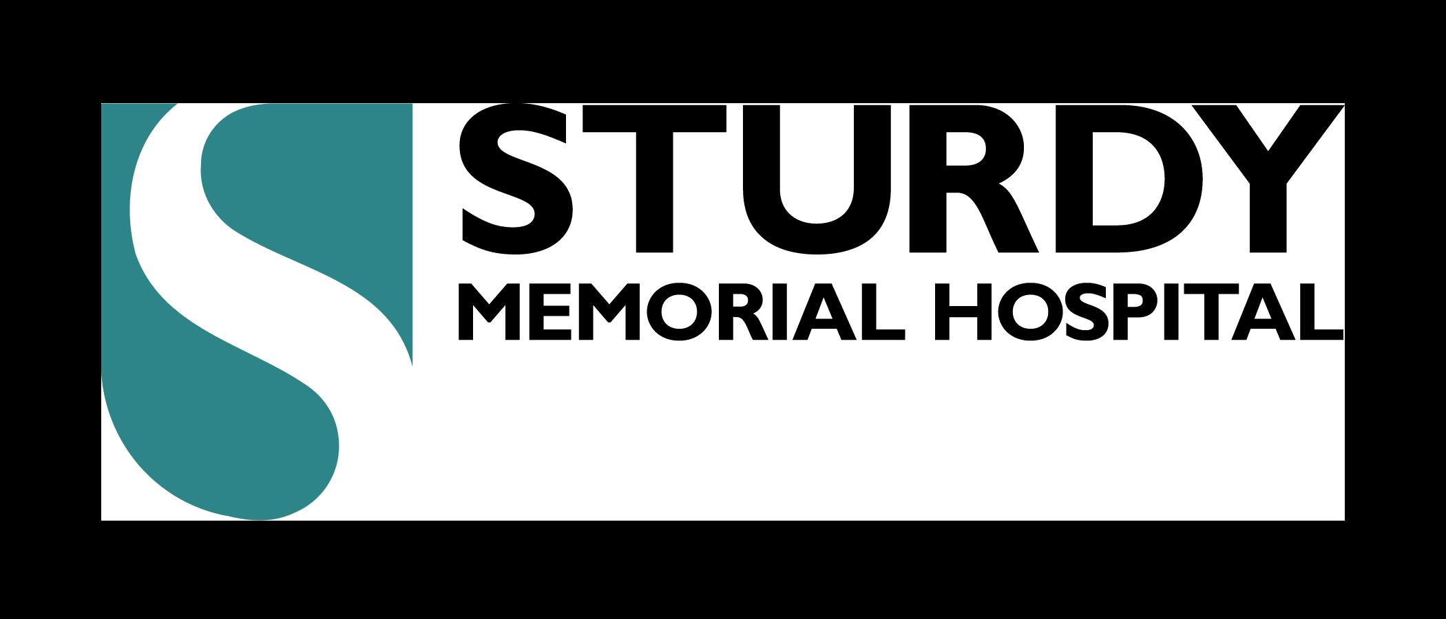 Company Logo Sturdy Memorial Hospital