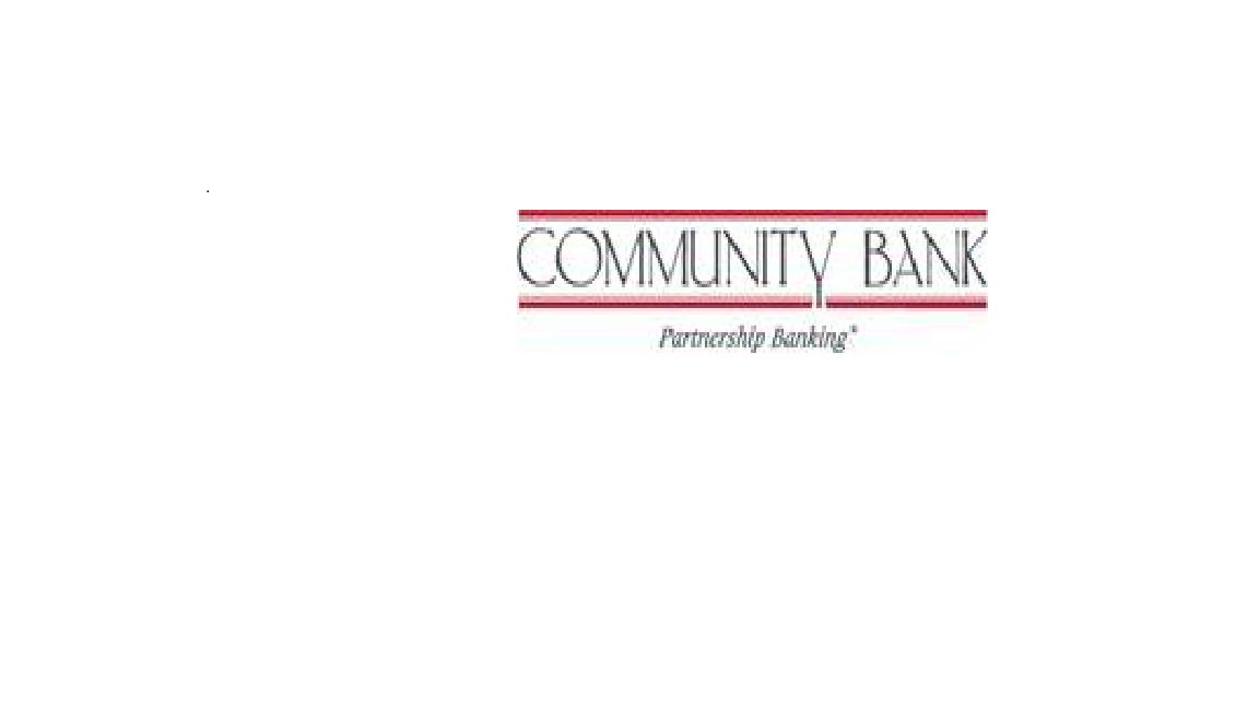 Company Logo Community Bank