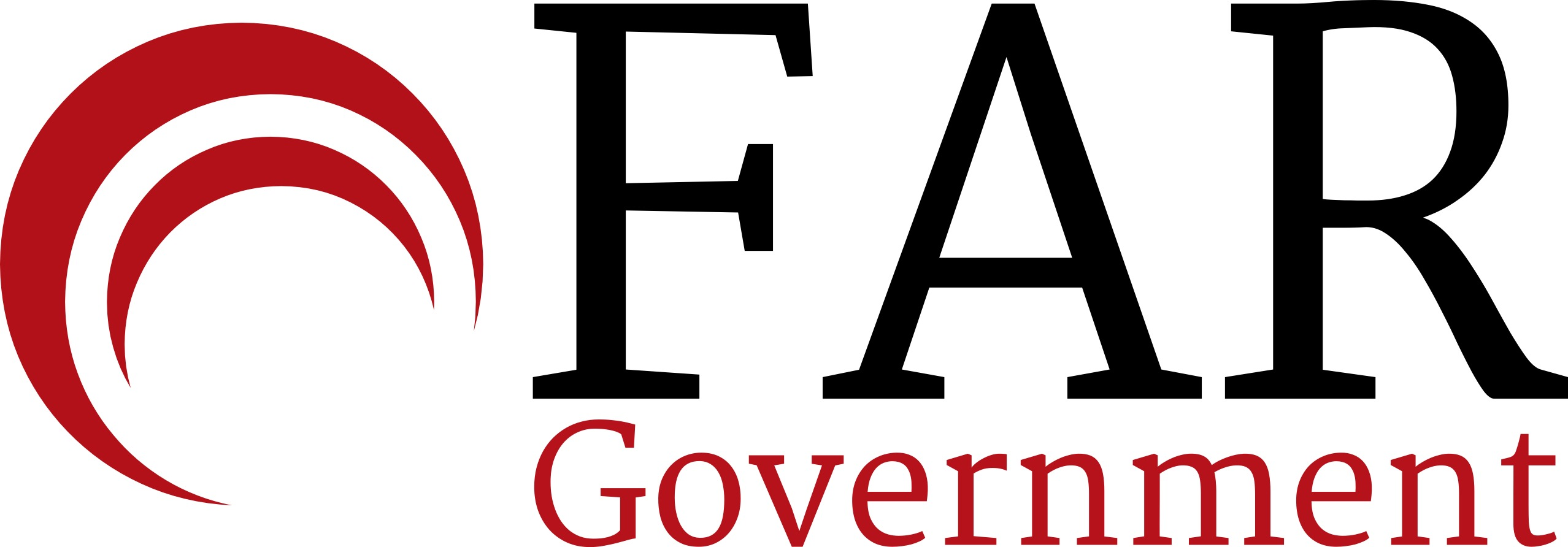 Company Logo FAR Government, Inc.