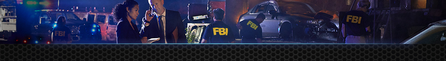 Company Branding Banner Federal Bureau of Investigation