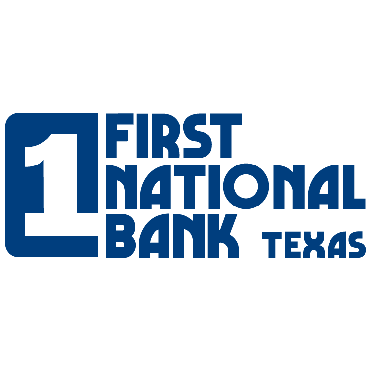 First National Bank Texas logo