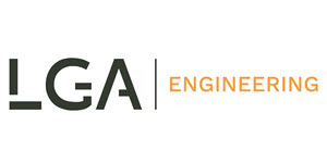 Company Logo LGA Engineering