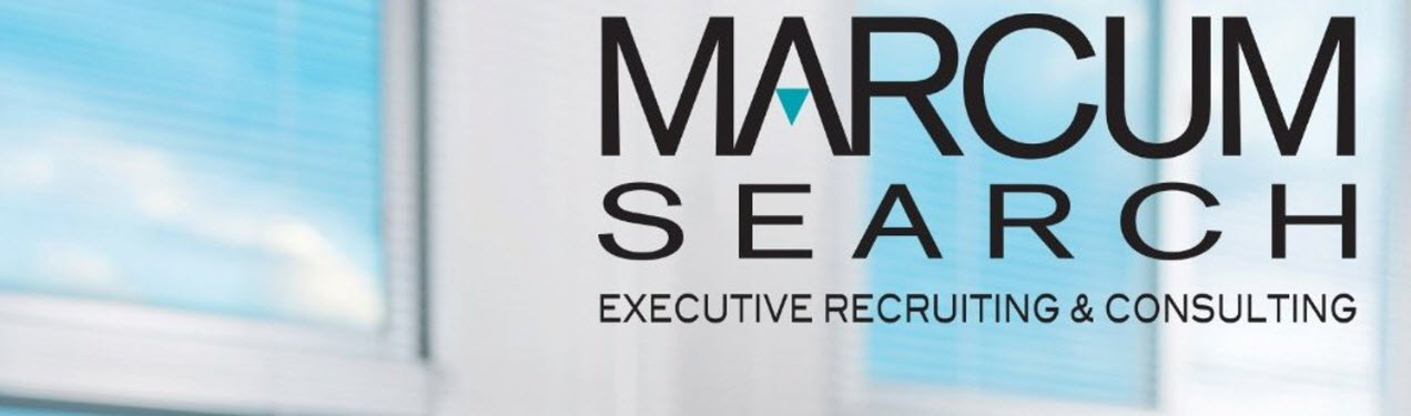 Company Branding Banner Marcum Search