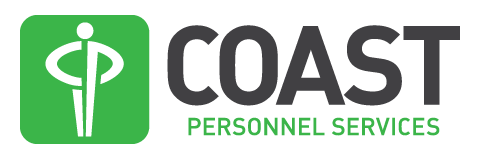 Company Logo Coast Personnel Services