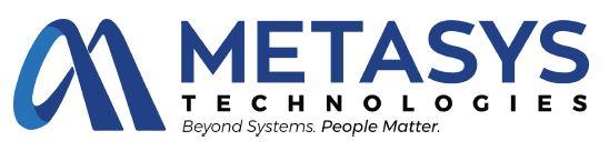 Company Logo Metasys Technologies