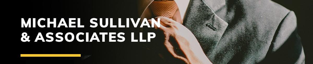 Company Branding Banner Michael Sullivan & Associates