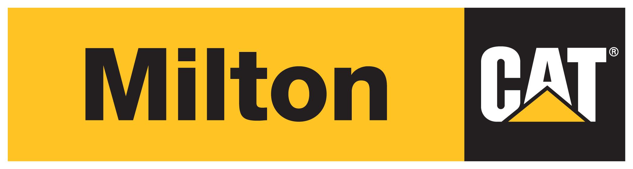 Company Logo Milton CAT