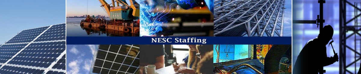 <p>At NESC Staffing we believe in one thing:</p>