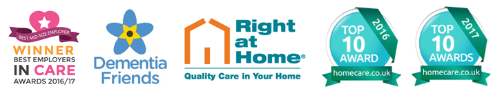 <p><strong>Right at Home Nottingham delivers high quality homecare for those needing short or long-term support. We are committed to improving the quality of life of our clients, and support their families along the way, whether they are recovering from an illness, injury or operation, living with an age-related condition or a long term disease.</strong></p> <p>We always put the client's individual needs at the heart of everything we do, including personalised care plans, quality and comprehensive care and support, continuous communication to clients and their families, and client and CareGiver matching.</p>