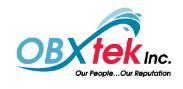 Company Logo OBXtek