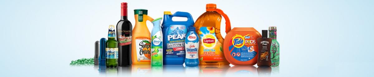 Company Branding Banner Plastipak