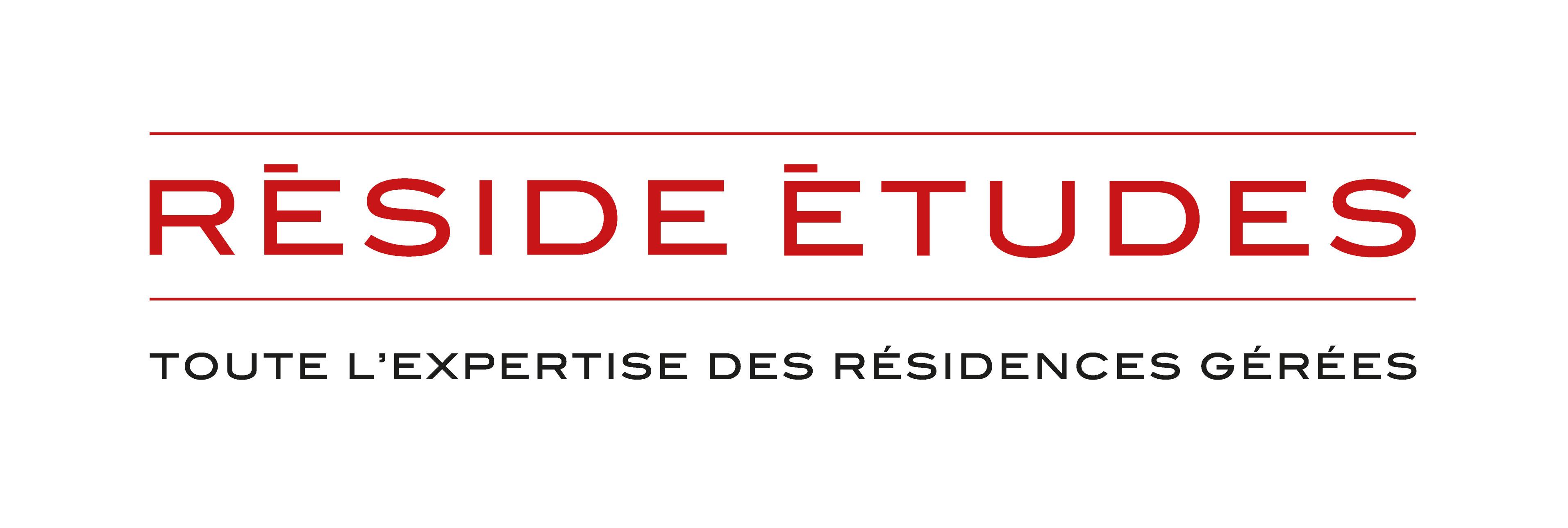 Company Logo Réside Etudes