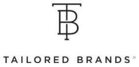 Company Logo Tailored Brands