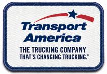 Company Logo Transport America