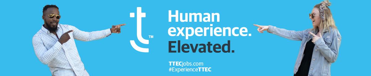 Company Branding Banner TTEC