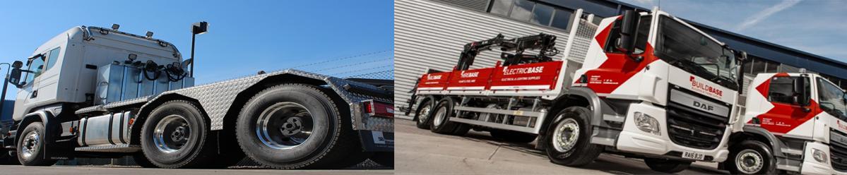 Company Branding Banner Total Vehicle Solutions Ltd